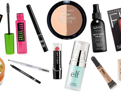Cheapest Full Face of Makeup (only $55!)