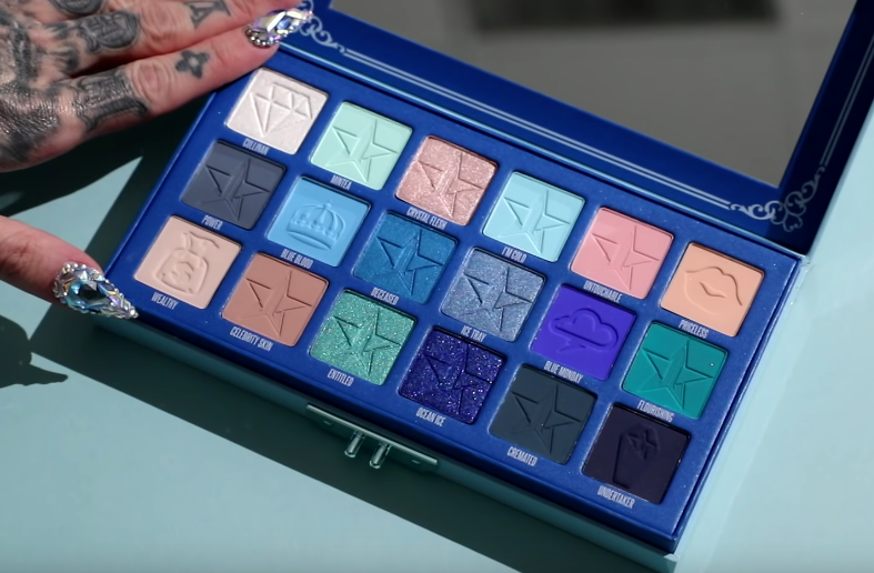 Jeffree Star Cosmetics Blue Blood