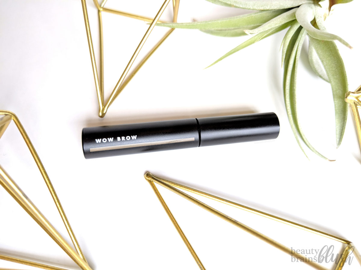 elf cosmetics Wow Brow Gel review