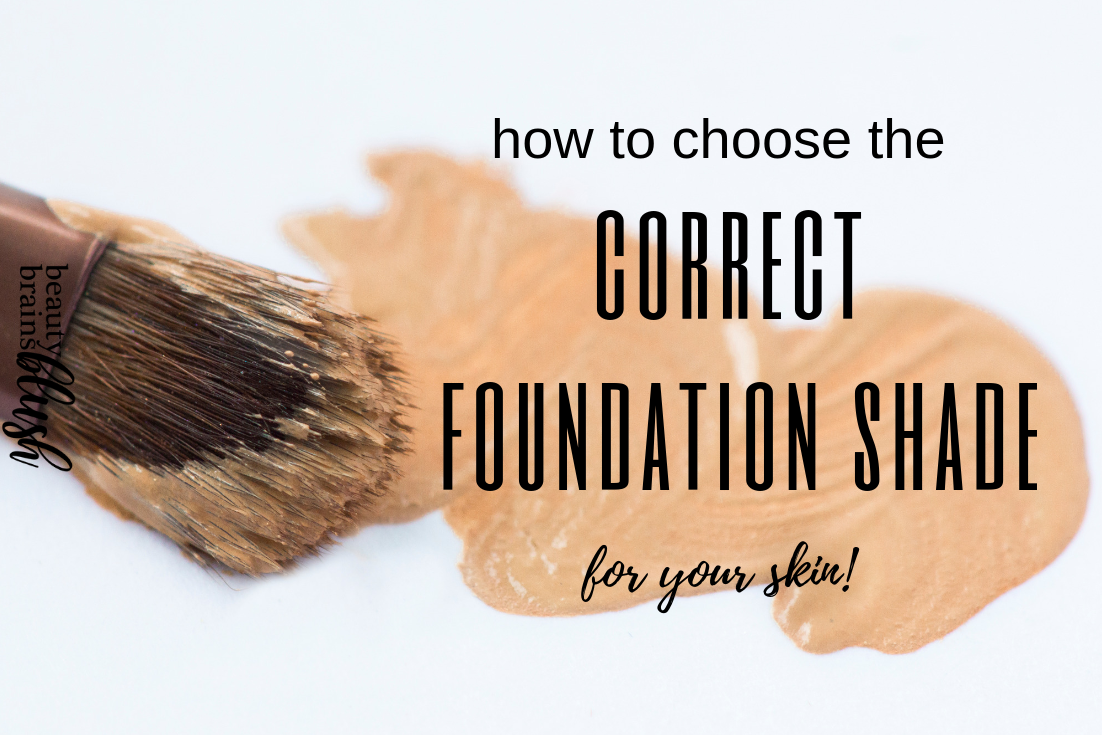 How to choose the correct foundation shade for your skin! This is super important to know so you look your best. It covers skin tones, undertones, oxidation, where to color match, and more!