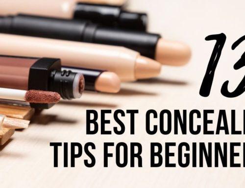 13 Best Concealer Tips for Beginners