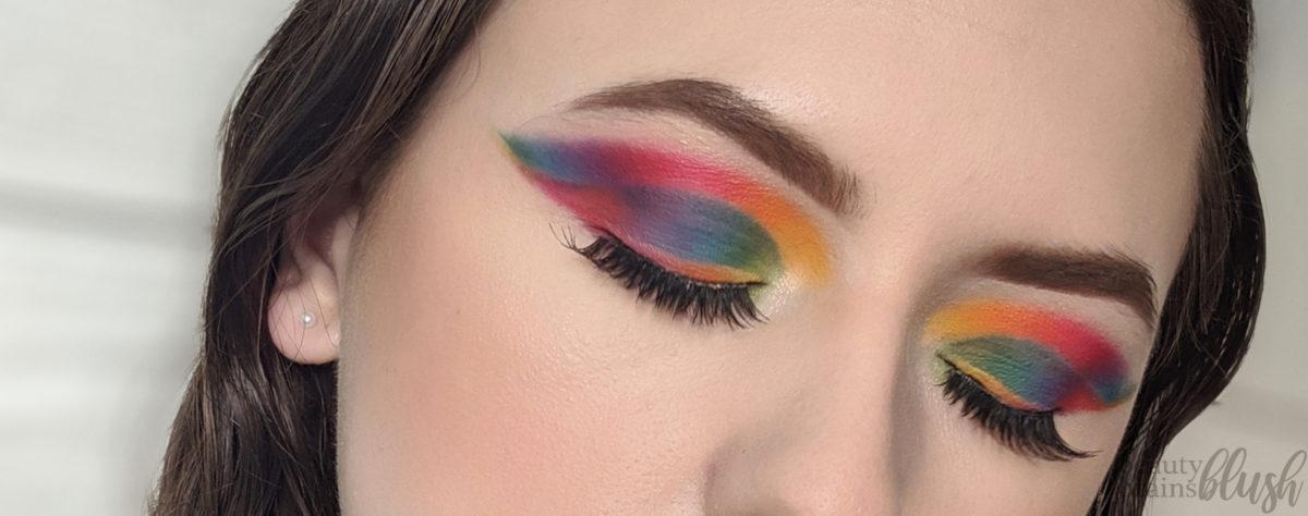 Rainbow Double Cut Crease | James Charles x Morphe ...