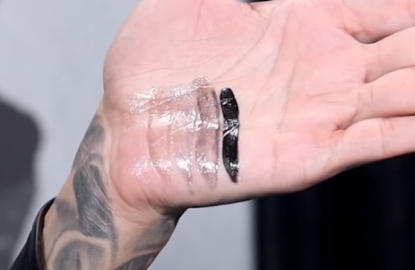 Jeffree Star Cosmetics Cremated The Gloss Swatches