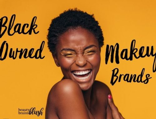 Black Owned Makeup Brands to Support