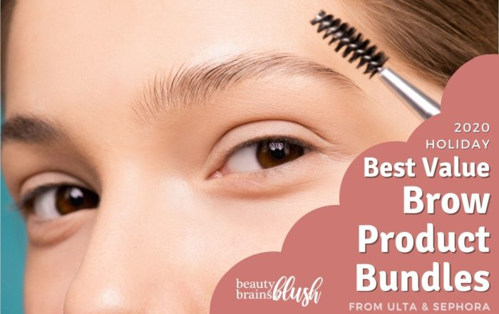 Best Brow Product Bundles 2020 beautybrainsblush