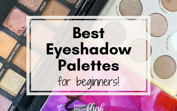 Best Eyeshadow Palettes for Beginners